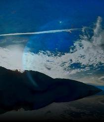 Fantastischer Himmel  von Kiki de Kock