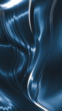 Glowing Metal by cinema4design