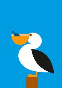 Pelikan von Carolin Vonhoff