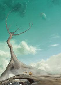 ENTDECKUNG AUF TRAPPIST-1F von Rupert Schneider