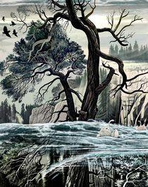 Der Himmel und das Wasser von Konstantin Avdeev
