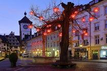 Weihnachtliches Freiburg von Patrick Lohmüller