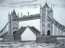 Tower-Bridge von Hans-Georg Kasper