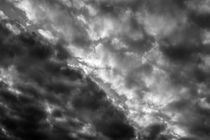 Cumulus clouds with vertical growth by Jim Corwin