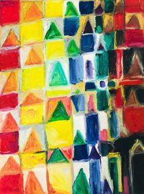 Rainbow City von Valentina Sullivan