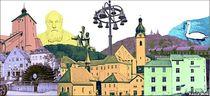 Sehenswürdigkeiten in Schwandorf von Xenia Wilk