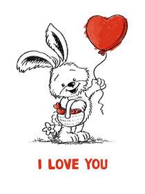 I love you by Stefan Lohr