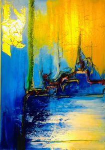 Blau von Valentina Sullivan