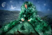 Dame des Waldes von garrulus-glandarius