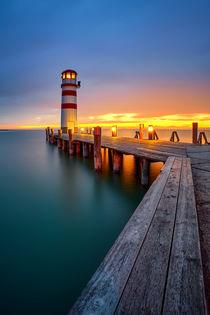 Leuchtturm Podersdorf von photoplace