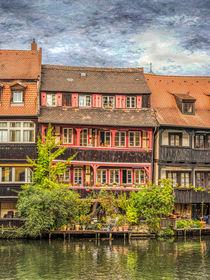 Bamberg - Leben am Fluß von freedom-of-art