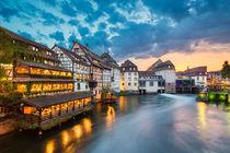 Petite France in Strasbourg by Michael Abid