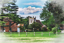The Church At Remenham by Ian Lewis
