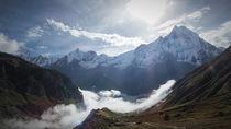 Berggipfel by johanna-ka