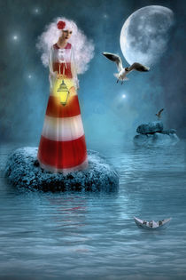 Lady Lighthouse by garrulus-glandarius