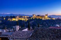 Alhambra de Granada von Christoph Hermann