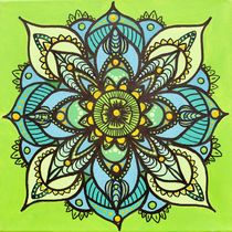 Mandala no2  by tileare