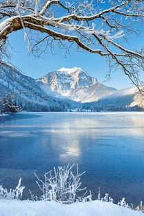 langbathsee in Winterstimmung by photoplace