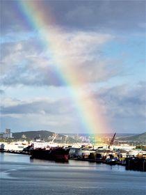 Honolulu Rainbow von eloiseart