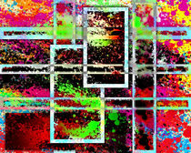 Cosmic Windows by DW Johnson