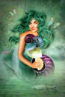 Mermaid Meike by garrulus-glandarius