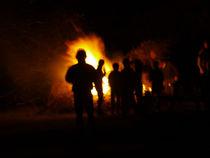 Bonfire von Thomas Thon