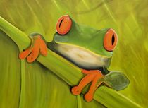 Happy Frog von tileare