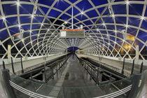 Bahnhof Rotterdam von Patrick Lohmüller