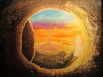 AUFERSTEHUNG  / RESURRECTION by Sandra Yegiazaryan