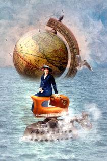 Rund um den Globus by garrulus-glandarius