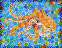 Krake (Sehtest) by Martin Mißfeldt