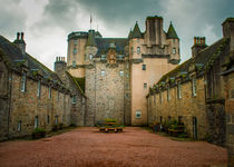 Castle Fraser von Colin Metcalf
