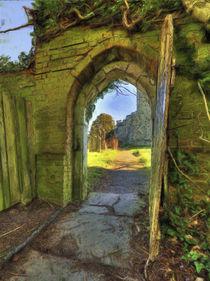Door To The Grave von Robert Deering