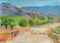 Unterwegs in Namibia von Renée König