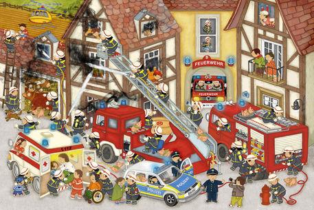 Feuerwehr-in-meinem-dorf