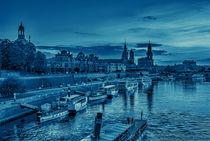 Dresden Blau von ullrichg