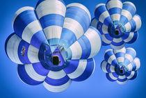 Aufsteigende Ballone von ullrichg
