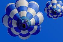 Aufsteigende Ballone by ullrichg