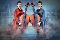 Zweigeigige Zwillinge by garrulus-glandarius