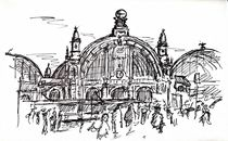 Frankfurt am Main, Hauptbahnhof von Kai Rohde