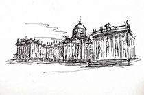 Potsdam, neues Palais von Kai Rohde