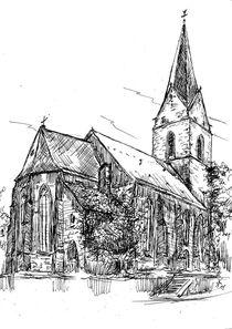 Korbach, Nikolaikirche von Kai Rohde