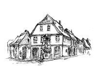 Hochheim am Main, am Plan von Kai Rohde