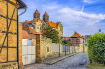 Quedlinburg by ullrichg