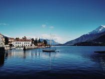 italian lake by emanuele molinari