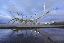 Sólfar Reykjavík by Patrick Lohmüller