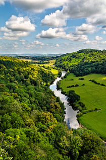 The Wye Valley by Ian Lewis