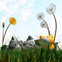 Funny kittens von valeriia
