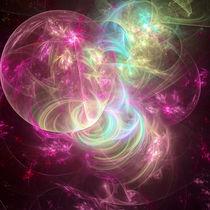 Pastel Bubbles von Elisabeth  Lucas