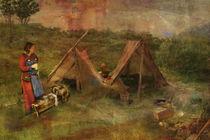 Stúlka í leik - Middle Ages von kristinn-orn